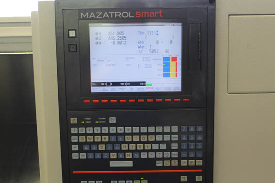 Mazak Quick Turn Smart 200