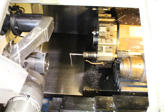 Mazak Quick Turn 8N SP