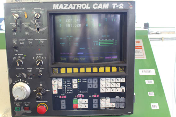 Mazak Quick Turn 10 N